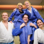 Michael, Lena, Andreas, Anja und Simone